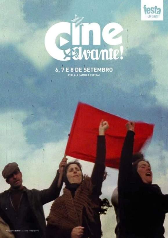 CineAvante 2013 - cartaz