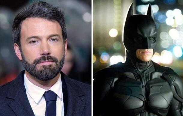 Ben Affleck é Batman!