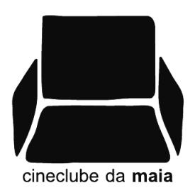 cineclube da maia logotipo