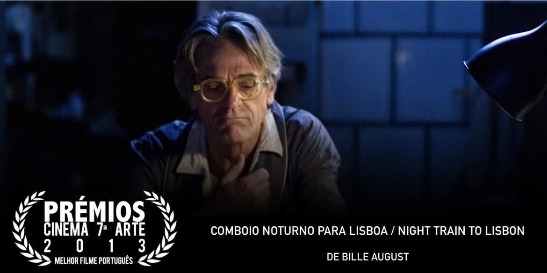 Premios C7A 2013 - Vencedor Melhor Filme Portugues