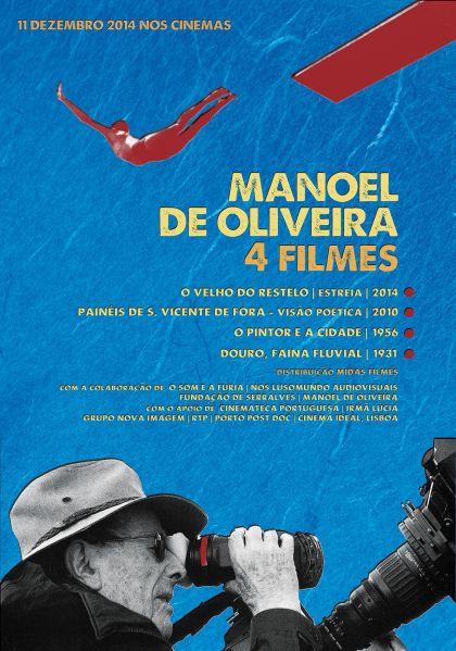 Manoel de Oliveira - 4 Filmes
