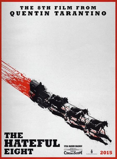 The Hateful Eight (2015)_poster