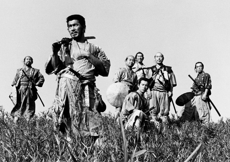 os-sete-samurais-Akira-Kurosawa-leopardo-Filmes