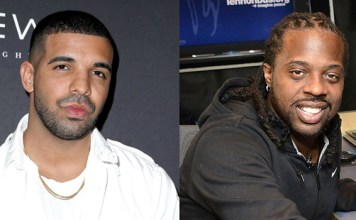 Drake on worst behavior? Sued by producer Detail