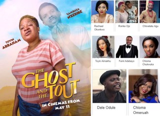 The Ghost and The Tout Movie Review & Cast