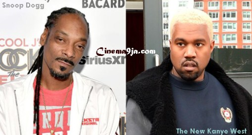 Snoop Dogg new Kanye West HD-image