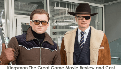Kingsman The Great Game (2020) Movie Review and Cast