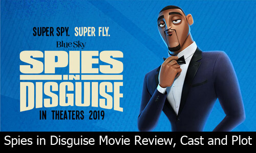 Spies In Disguise 2019 Movie Review Cast And Plot Cinema9ja