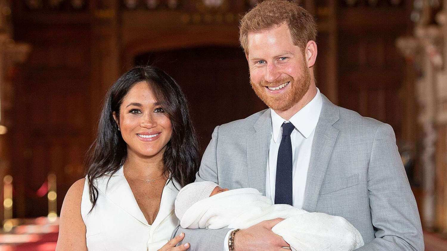Prince Harry and Meghan Announced The Royal Baby's Name