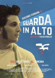 """PRIMA DEL FILM """"GUARDA IN ALTO"""""""