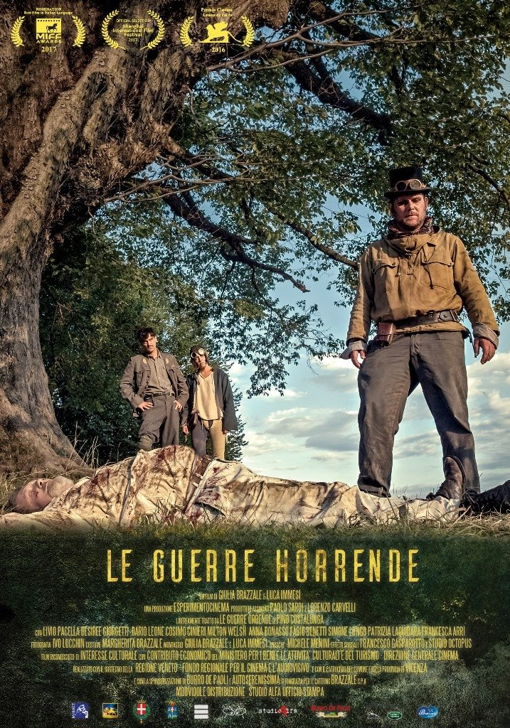 Radio Onda Rossa | il co-regista Luca Immesi presenta il film 'LE GUERRE HORRENDE'