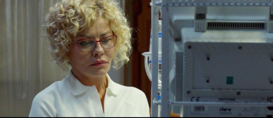 """INCONTRO CON IL CAST DEL FILM """"RESPIRI"""" Eva Grimaldi"""