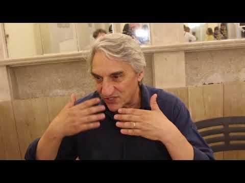 MIMMO CALOPRESTI e il NUOVO CINEMA AQUILA