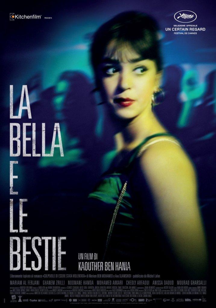 """ANTEPRIMA  CON L'ATTRICE PROTAGONISTA DEL FILM """"LA BELLA E LE BESTIE"""" MARIAM AL FERJANI"""