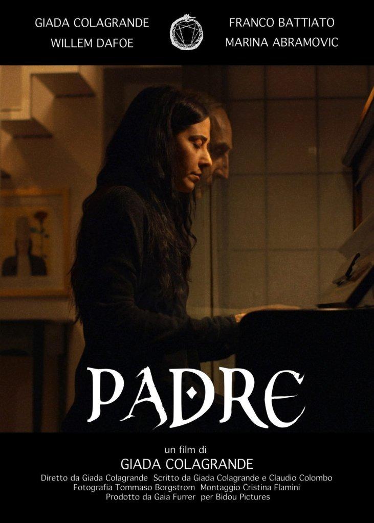 """MONDOSPETTACOLO – 13/9/2018 – """"Padre: Giada Colagrande e Willem Dafoe parlano del loro film"""""""