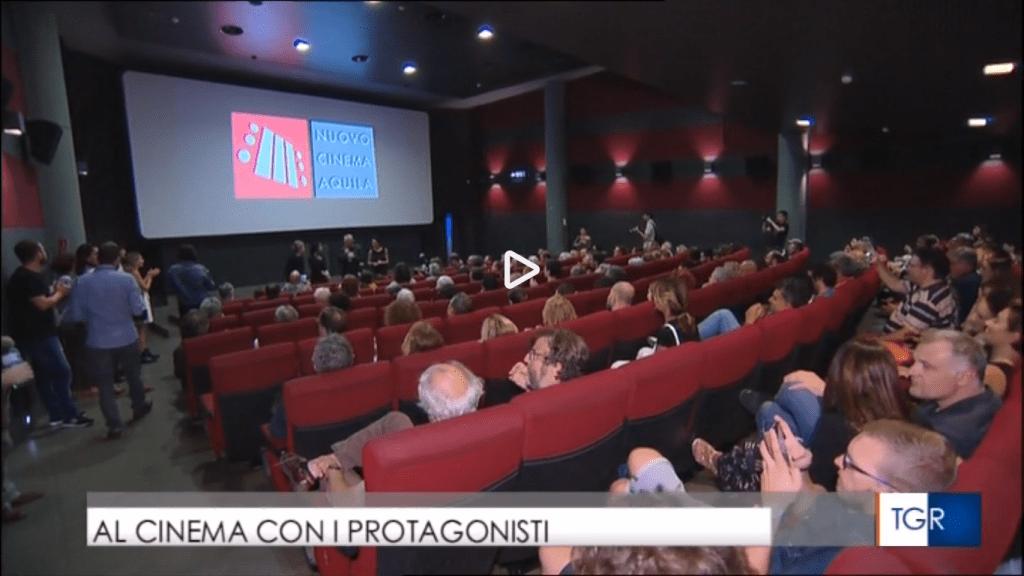 """TGR Lazio – 13/9/2018 – """"Padre"""""""