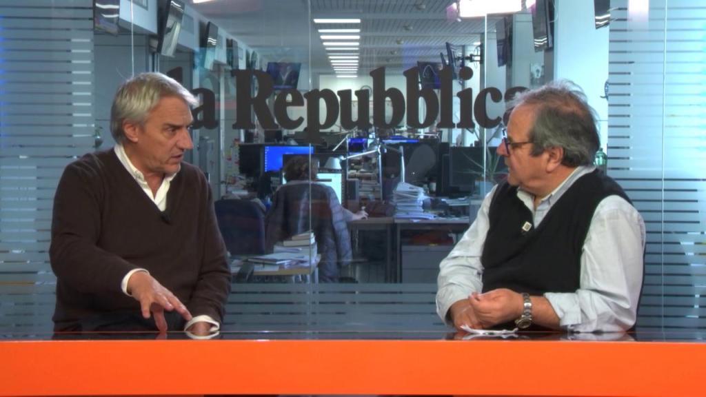 RepTV – 12/12/2018 – Mimmo Calopresti, al Cinema L'Aquila la solidarietà e l'impegno civile si esprimono con i film e il confronto tra culture diverse