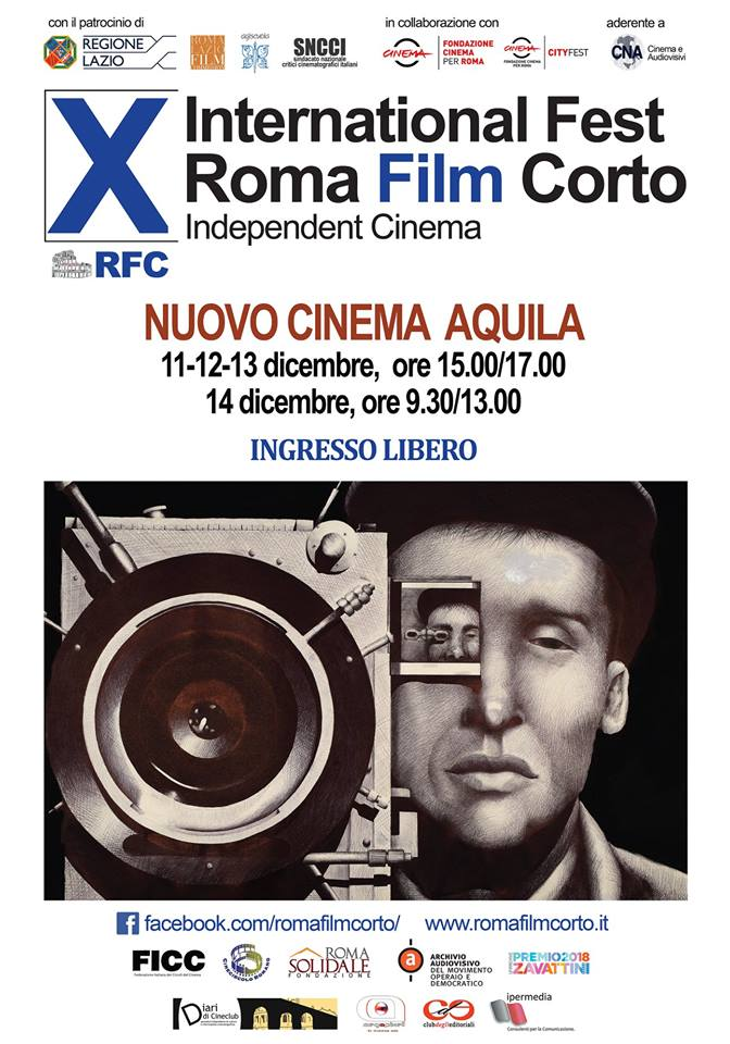 X International Roma FilmCorto Fest