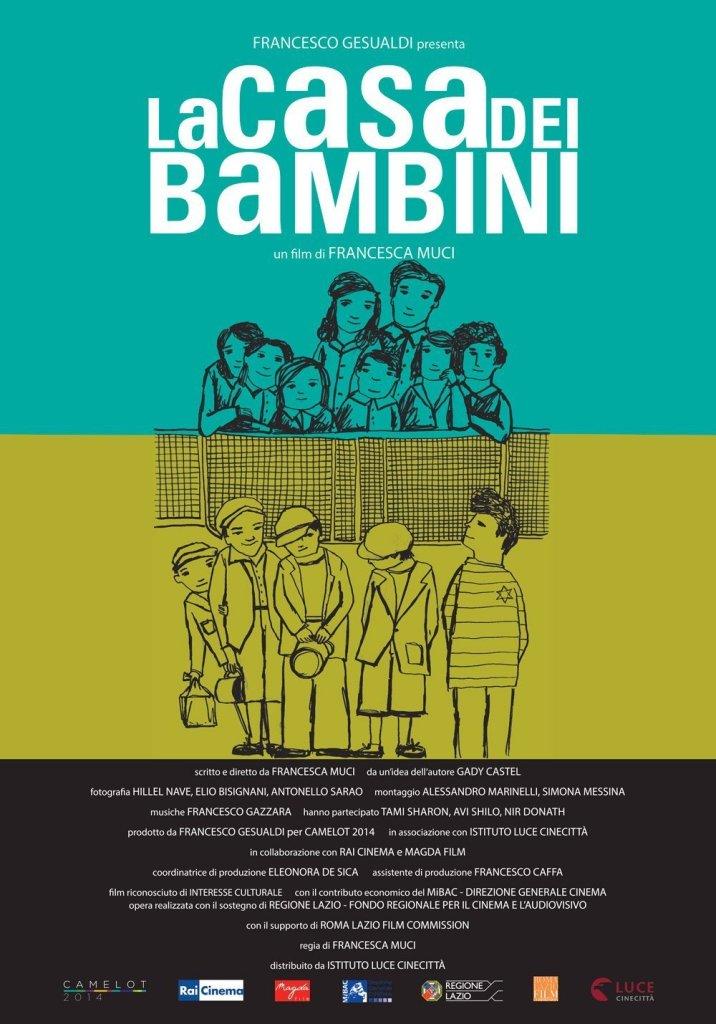 Radio Onda Rossa | la regista Francesca Muci presenta il suo doc LA CASA DEI BAMBINI