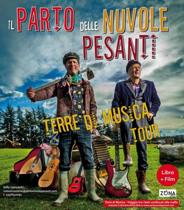 TERRE DI MUSICA – IL PARTO DELLE NUVOLE PESANTI