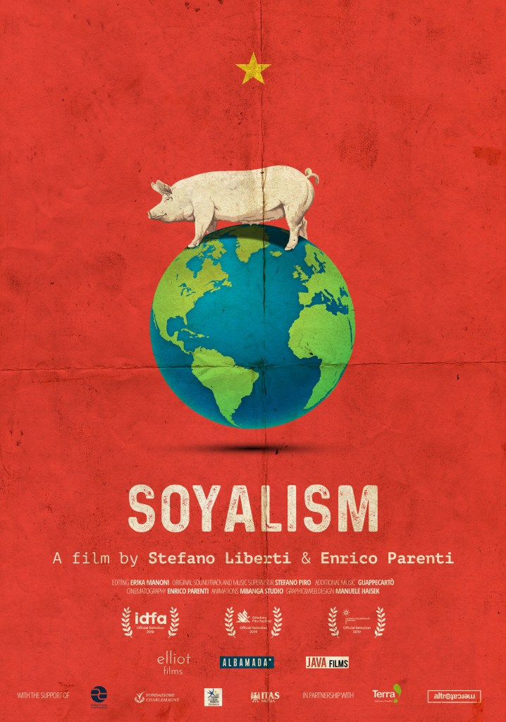 "SERATA EVENTO PER IL DOC ""SOYALISM"" – I REGISTI STEFANO LIBERTI ED ENRICO PARENTI INCONTRANO IL PUBBLICO IN OCCASIONE DEL GLOBAL STRIKE FOR FUTURE"