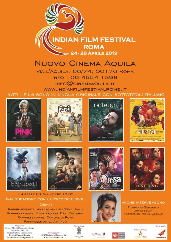La Repubblica ROMA – 27/4/2019 – Thriller e commedie nere al Festival dei film indiani