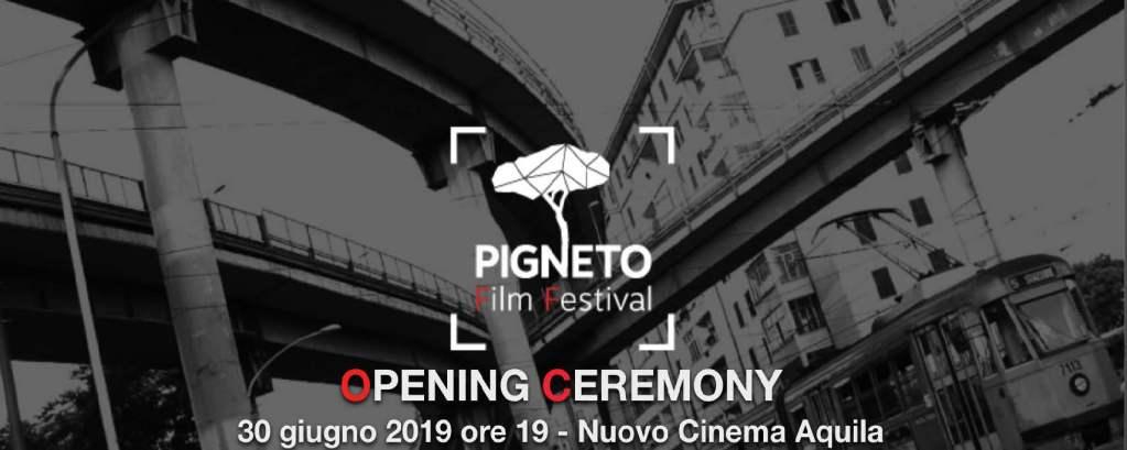 PIGNETO FILM FESTIVAL OPENING CEREMONY