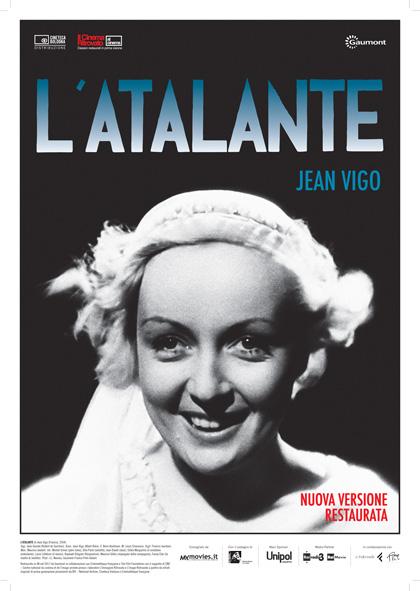L'ATALANTE (edizione restaurata) (1934)