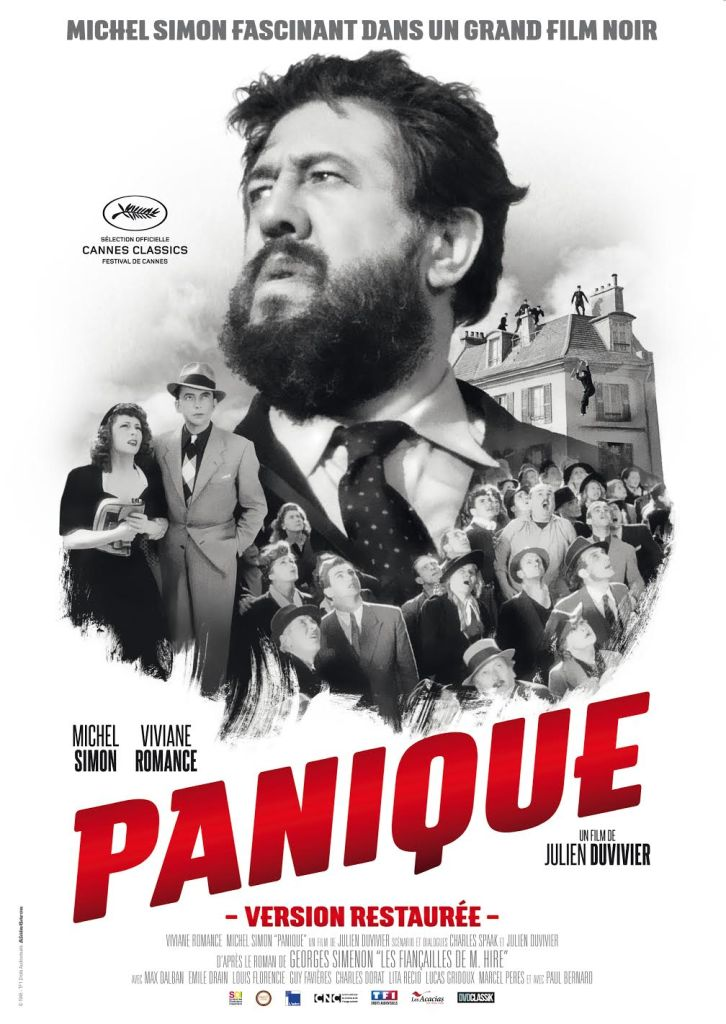 PANIQUE – EDIZIONE RESTAURATA