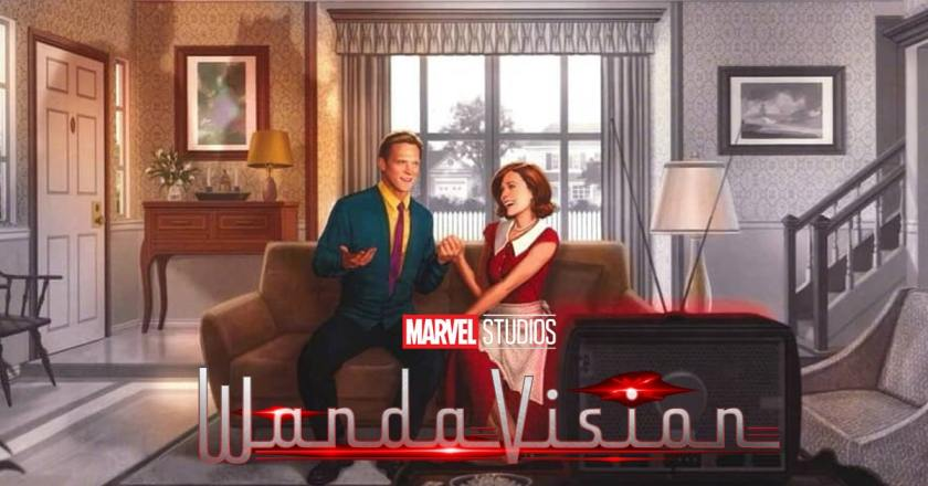 Marvel's WandaVision – Trailer sees Wanda and Vision Domesticated (First Trailer, Release Date, & Cast)