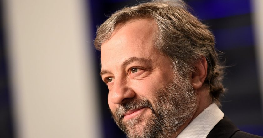 Netflix and Judd Apatow To Create a Star-Studded Quarantine Comedy!!