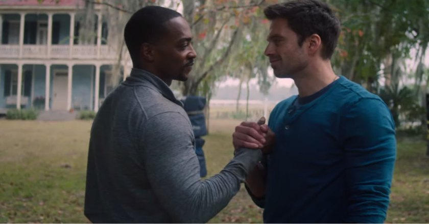 The Falcon and the Winter Soldier – Latest Trailer & Release Date