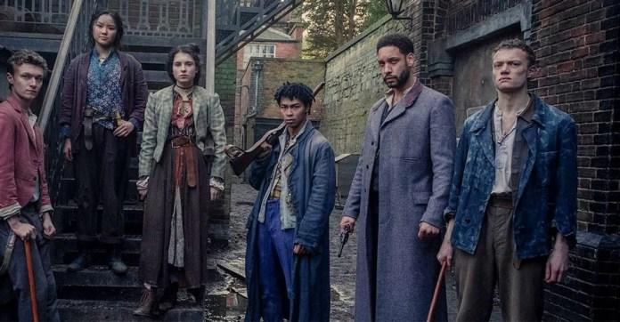 Netflix's The Irregulars - First Official Trailer Released - Cinemablind
