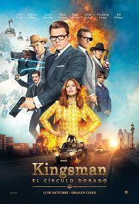 KINGSMAN: EL CIRCULO DORADO - 2D CAST