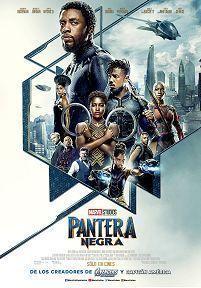 PANTERA NEGRA - 2D CAST