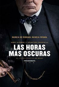 LAS HORAS MAS OSCURAS - 2D SUB
