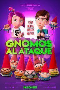 GNOMOS AL ATAQUE - 2D CAST