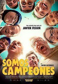 SOMOS CAMPEONES - 2D CAST
