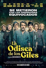 LA ODISEA DE LOS GILES - 2D CAST