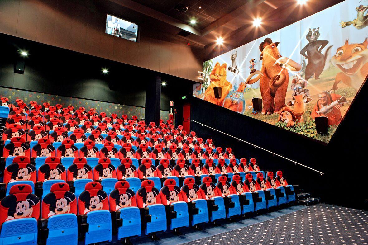Cinema City Campo Pequeno - CinemaCity