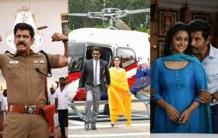 vikram keerthi suresh upcoming movie saami 2 latest pictures