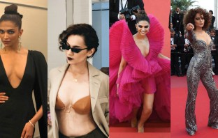 Deepika and Kangana Steal the Show at Cannes 2018