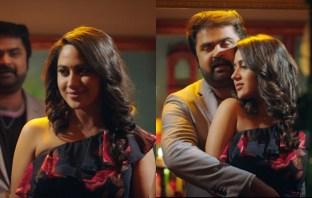 Neela Neela Mizhikalo Video Song Ente Mezhuthiri Athazhangal AnoopMenon Miya Vijay Yesudas