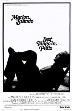 O ultimo tango em paris