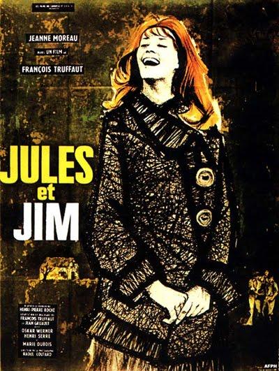 Jules e Jim Poster