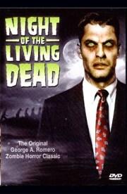Filmes de Halloween - A noite dos mortos vivos - poster