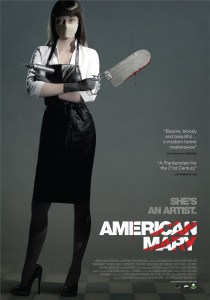 poster american mary