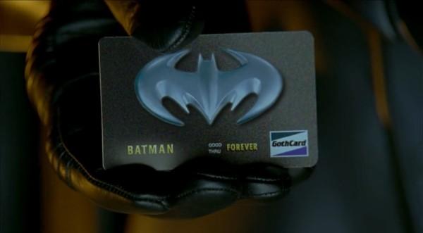 batcartao-600x331 Podcast: Shot #54 – Especial Batman – Fase Joel Schumacher