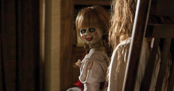 conjuring-doll-annabelle Trailer: Annabelle