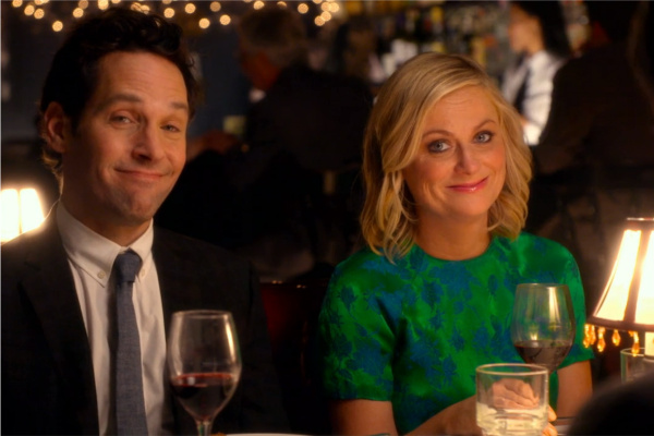 Paul-Rudd-and-Amy-Poehler-600x400 Crítica: They Came Together